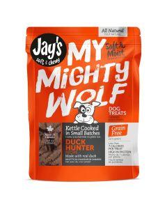 Jay's My Mighty Wolf Duck Hunter Dog Treats