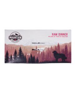 Mountain Dog Raw Beef Ascension Dog Food [6 x 2lb]