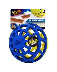 Nerf Dog Feeder Exo Ball Large