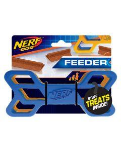 Nerf Dog Feeder Exo Bone Medium