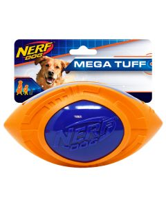 Nerf Dog Mega Tuff Megaton Football