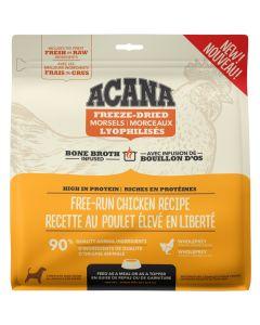 Acana Freeze-Dried Morsels Free-Run Chicken Dog Food [227g]