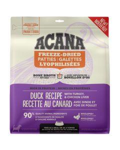Acana Freeze-Dried Patties Duck Dog Food [397g]