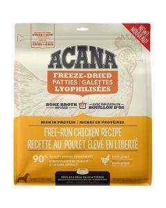 Acana Freeze-Dried Patties Free-Run Chicken Dog Food [397g]