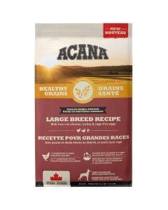 Acana Healthy Grains Large Breed Dog Food [22.5lb]
