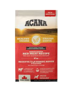Acana Healthy Grains Ranch-Raised Red Meat Dog Food
