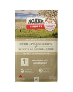 Acana Singles Duck with Pear Dog Food