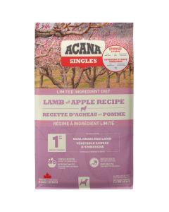 Acana Singles Lamb with Apple Dog Food