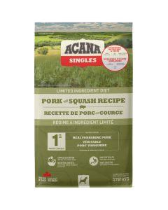 Acana Singles Pork with Squash Dog Food