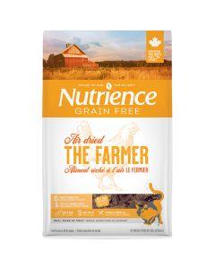 Nutrience Grain Free Air Dried The Farmer Chicken Cat Food [400g]