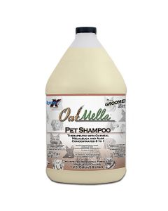 Double K Groomer's Edge OatMella Pet Shampoo [1 Gallon]