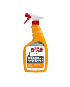 Nature's Miracle Set-In Stain Destroyer for Cats [709ml]