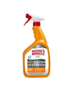 Nature's Miracle Set-In Stain Destroyer [946ml]