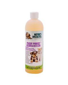 Nature's Specialties Peachy Perfect Puppy & Kitten Shampoo [473ml]
