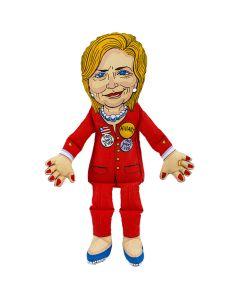 """Fuzzu Hillary Squeaker Dog Toy [17""""]"""