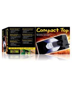 Exo Terra Compact Top Compact Fluorescent Terrarium Canopy