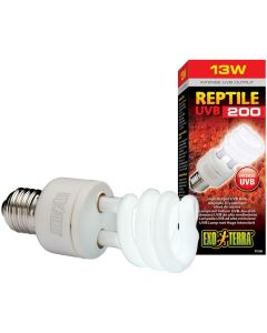 Exo Terra Reptile UVB200 High Output UVB Bulb