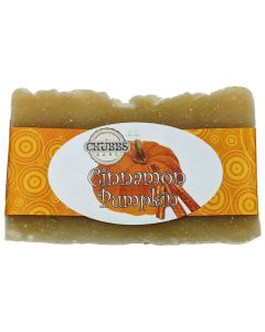 Chubbs Bars Cinnamon Pumpkin Shampoo Bar