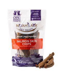 Noah's Ark Salmon Skin Chips (200g)