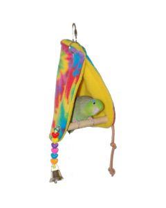 Super Bird Peekaboo Perch Tent [Small]