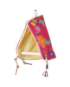 Super Bird Peekaboo Perch Tent [Medium]