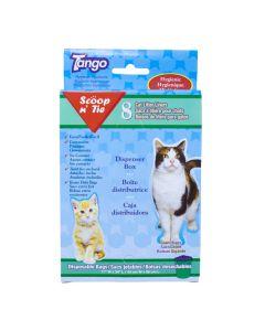 Tango Scoop n' Tie Cat Litter Liners [8 Liners]