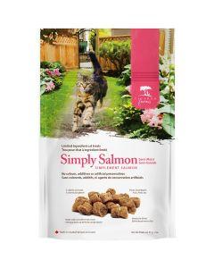 Caledon Farms Simply Salmon Semi-Moist Cat Treats [57g]