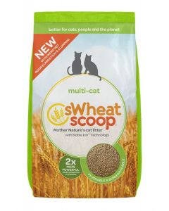 Swheat Scoop Multi-Cat Cat Litter