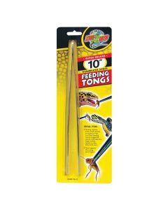 Zoo Med Feeding Steel Tongs