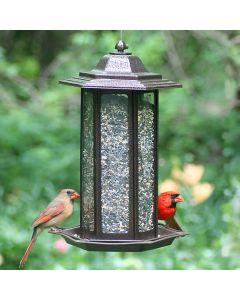 Perky-Pet Tall Tulip Garden Lantern Bird Feeder