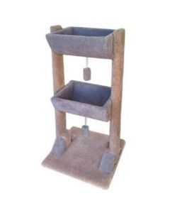 TomCat Double Hammock Scratching Post (Assorted Colours) TC89