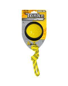 """Tonka Diamond Clad Rope Ball [4""""]"""