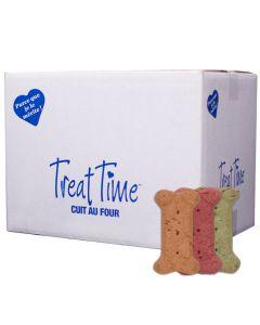 Treat Time Variety Dog Treats [Medium - 20lb]