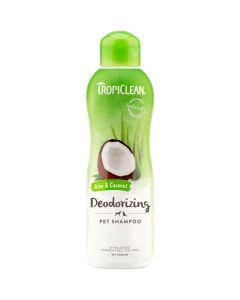 Tropiclean Aloe & Coconut Shampoo (592ml)