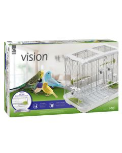 Vision Medium Cage Single Height Small Wire