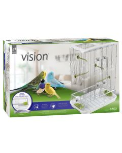 Vision Medium Cage Double Height Small Wire