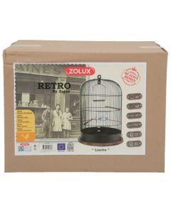 Retro Lisette Bird Cage