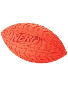 Nerf Dog Squeaker Tire Football