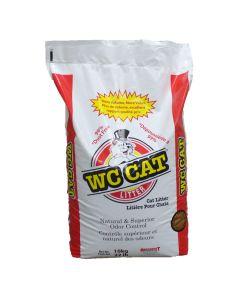 WC Cat Litter