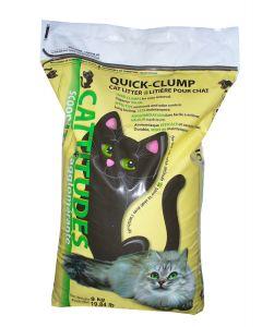 Cattitudes Quick-Clump Litter