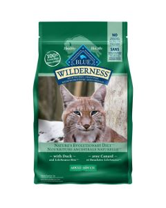 Blue Wilderness Duck Adult Cat Food