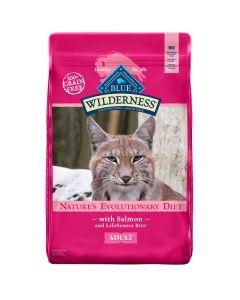 Blue Wilderness Salmon Adult Cat Food
