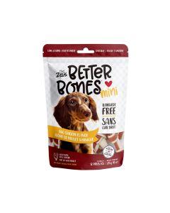 Zeus Better Bones BBQ Chicken Flavour Mini Bones [12 Pack]