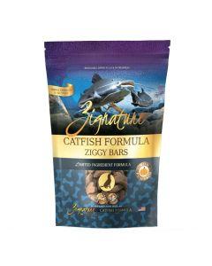 Zignature Ziggy Bars Catfish Formula Dog Treats [340g]