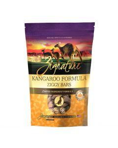 Zignature Ziggy Bars Kangaroo Formula Dog Treats [340g]