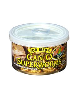 Zoo Med Can O' Superworms