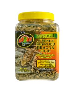 Zoo Med Juvenile Bearded Dragon Food (283g)