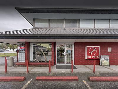 Maple Ridge Store Front