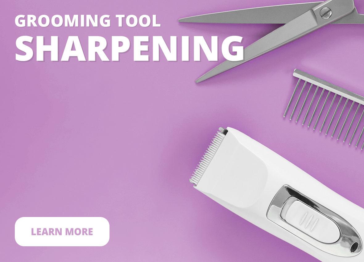 Sharpening & Repair Center